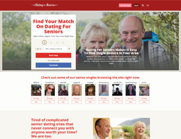 Gratis Senior dating apps