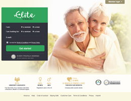 Dating services for seniors