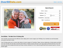 Free online dating over 50