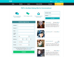 Dating-sites wie pof frei